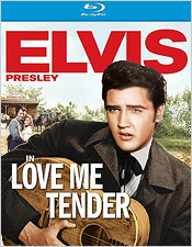 Love Me Tender (Blu-ray Disc)