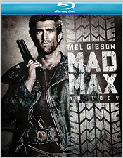 Max Max Trilogy (Blu-ray Disc)