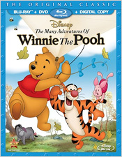 The Many Adventures of Winnie the Pooh (Blu-ray Disc)