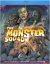 Monster Squad (Blu-ray Disc)