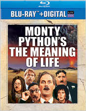 Monty Python's The Meaning of Life: 30th Anniversary Edition (Blu-ray Disc)