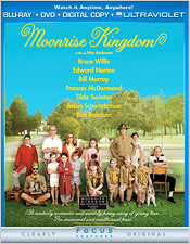 Moonrise Kingdom (Blu-ray Disc)