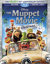 The Muppet Movie: The Nearly 35th Anniversary Edition (Blu-ray Disc