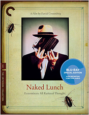 Naked Lunch (Criterion)