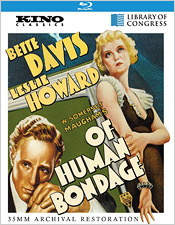 Of Human Bondage (Blu-ray Disc)