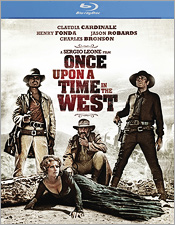 Once Upon a Time in the West (Blu-ray Disc)