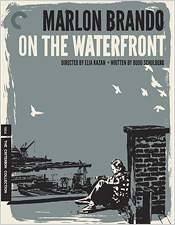 On the Waterfront (Criterion Blu-ray Disc)