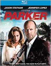 Parker (Blu-ray Disc)