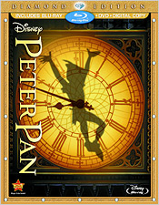 Peter Pan: Diamond Edition (Blu-ray Disc)
