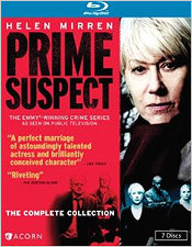 Prime Suspect: Complete Collection (Blu-ray Disc)
