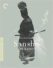 Sansho the Bailiff (Criterion Blu-ray Disc)