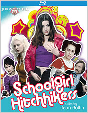 Schoolgirl Hitchhikers (Blu-ray Disc)