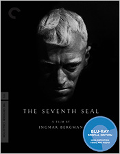The Seventh Seal (Criterion Blu-ray Disc)