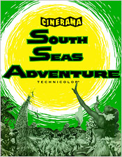 South Seas Adventure (Blu-ray Disc)