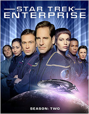 Star Trek: Enterprise - Season Two (Blu-ray Disc)