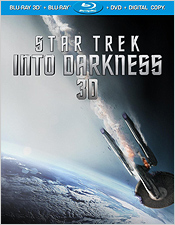 Star Trek Into Darkness (Blu-ray 3D Combo)