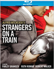 Strangers on a Train (Blu-ray Disc)