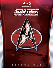 Star Trek: The Next Generation - Season One (Blu-ray Disc)