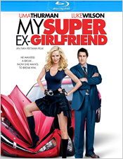 My Super Ex-Girlfriend (Blu-ray Disc)