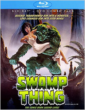 Swamp Thing (Blu-ray Disc)