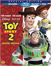 Toy Story 2: Special Edition (Blu-ray Disc)