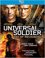 Universal Soldier: Day of Reckoning (Blu-ray Disc)