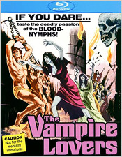 The Vampire Lovers (Blu-ray Disc)