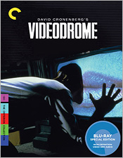 Videodrome (Criterion Blu-ray Disc)