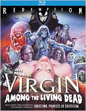 A Virgin Among the Living Dead (Blu-ray Disc)