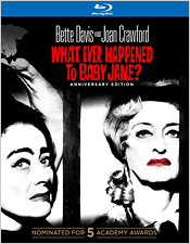 What Ever Happened to Baby Jane: Anniversary Edition (Blu-ray Disc)