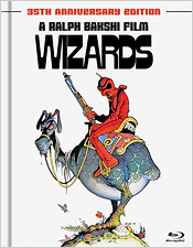 Wizards: 35th Anniversary Edition (Blu-ray Disc)