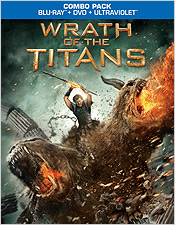 Wrath of the Titans (Blu-ray Disc)