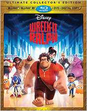 Wreck It Ralph (Blu-ray 3D Combo)