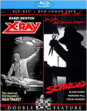 X-Ray / Schizoid (Blu-ray Disc)