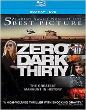 Zero Dark Thirty (Blu-ray Disc)