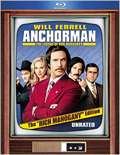 Anchorman: The Legend of Ron Burgundy - Rich Mahogany Edition (Blu-ray Disc)