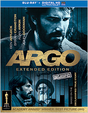 Argo: Extended Edition (Blu-ray Disc)