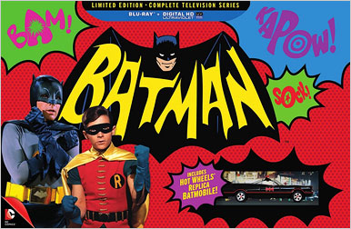 Batman: The Complete TV Series (Blu-ray Disc)