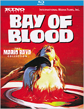 Bay of Blood (Blu-ray Disc)