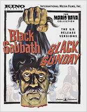 Black Sabbath/Black Sunday (Blu-ray Disc)