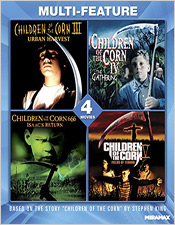 The Children of the Corn Collection (Blu-ray Disc)