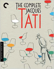 The Complete Jacques Tati (Criterion Blu-ray Disc)