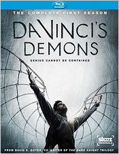 Da Vinci's Demons: The Complete First Season (Blu-ray Disc)