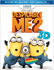 Despicable Me 2 (Blu-ray 3D)