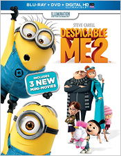 Despicable Me 2 (Blu-ray Disc)