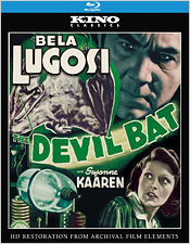 The Devil Bat (Blu-ray Disc)