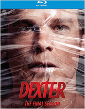 Dexter: The Final Season (Blu-ray Disc)