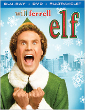 Elf: 10th Anniversary Edition (Blu-ray Disc)