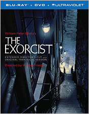 The Exorcist: 40th Anniversary Edition (Blu-ray Disc)