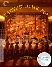 Fantastic Mr. Fox (Criterion Blu-ray Disc)